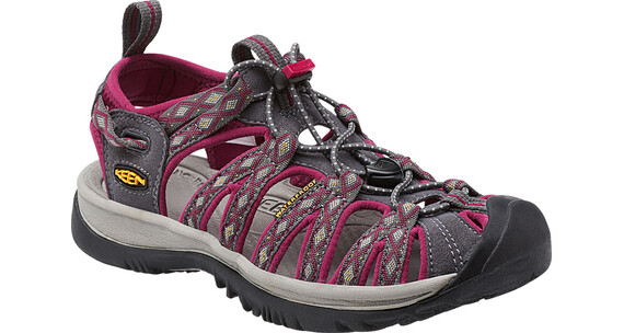 Keen W's Whisper Shoes Magnet/Sangria